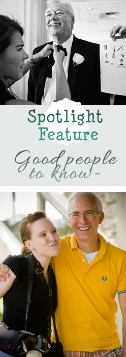 Spotlight-feature