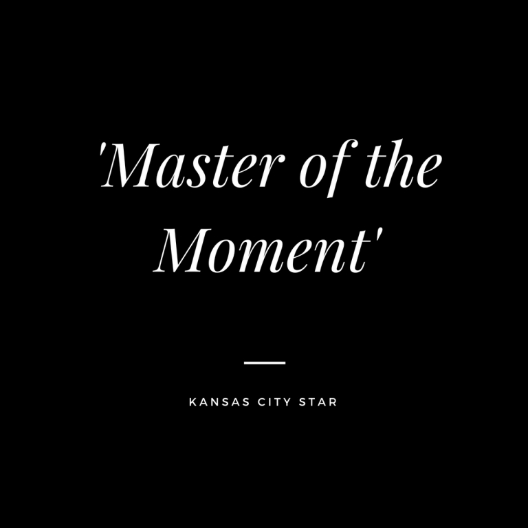 quote KC star master moment
